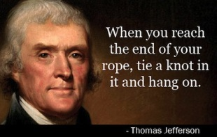 Thomas Jefferon quote